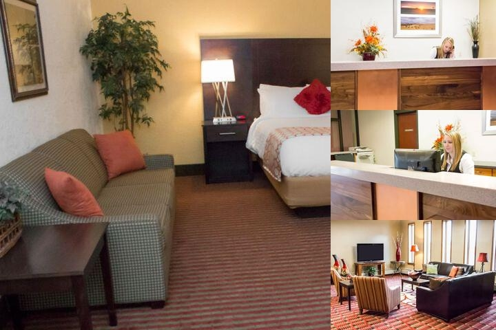 Grand Williston Hotel & Conference Center photo collage
