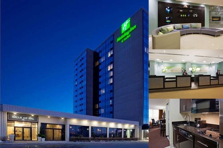 Holiday Inn Pointe Claire Montreal Airport photo collage
