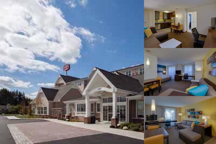 Residence Inn Springfield / Chicopee Ma photo collage