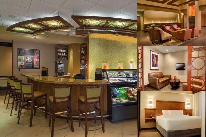 Hyatt Place El Paso Airport photo collage