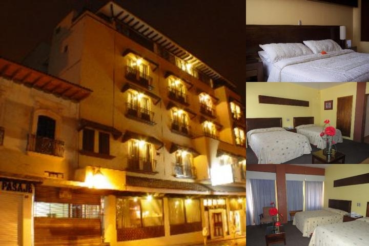 Hotel Victoria Uruapan photo collage