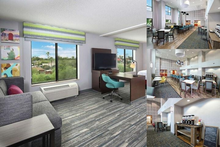 Hampton Inn & Suites Tucson East / Williams Center photo collage