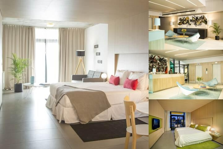 Babel Suites photo collage
