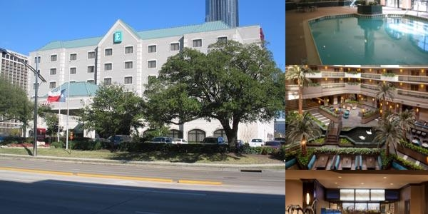Embassy Suites Houston Near The Galleria photo collage