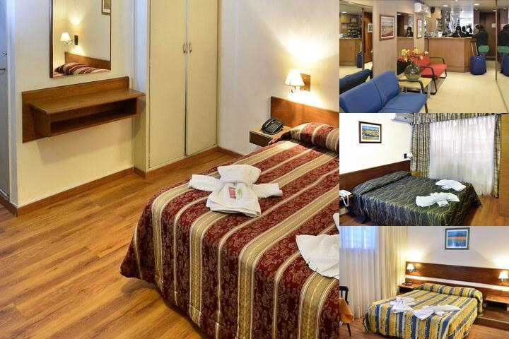 Hispano Hotel photo collage