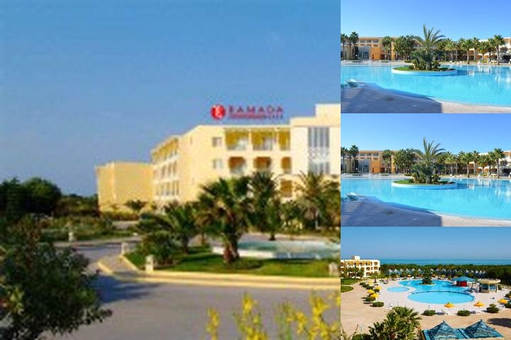 Ramada Plaza Tunis photo collage