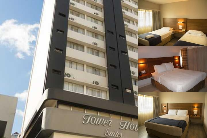 Tower House Suites photo collage
