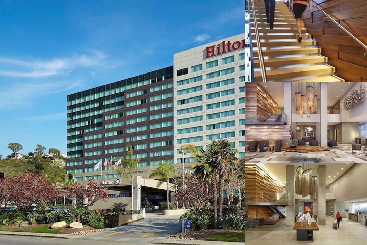 Hilton San Diego Mission Valley photo collage