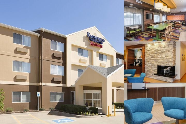 Fairfield Inn We Are Located On The Southwest Corner Of Loop 323 Convenient To The Broadway Square Mall Harvey Convention Center And Area Restaurants.