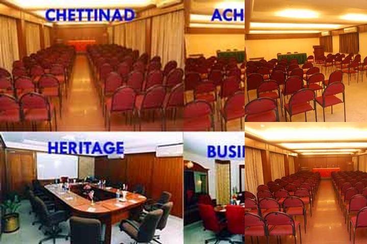 Hotel Rathna Residency photo collage