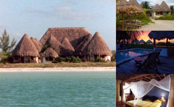 Xaloc Resort photo collage