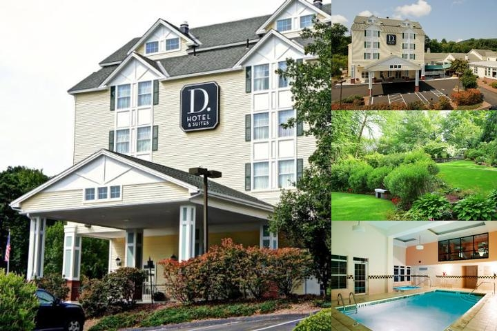 D. Hotel & Suites photo collage