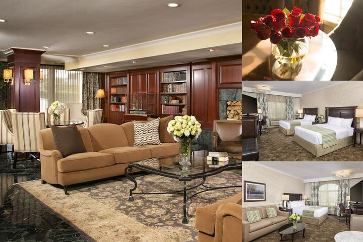 Ayres Suites Yorba Linda photo collage