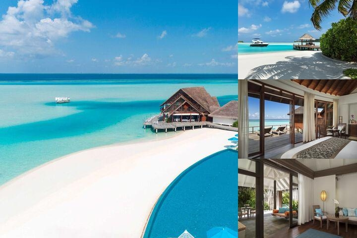 Anantara Dhigu Resort & Spa photo collage