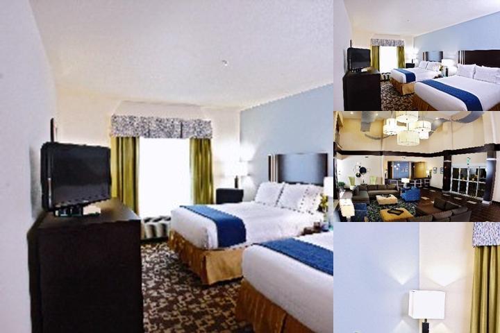 Holiday Inn Express Atlanta Airport West Camp Cree Photo Collage