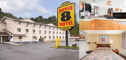 Super 8 Lavale photo collage