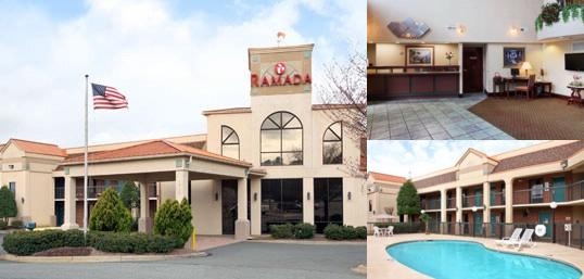 Ramada Huntersville photo collage