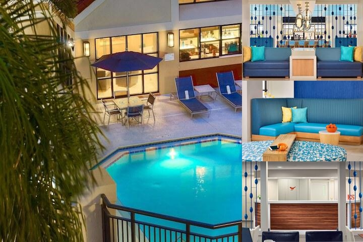 Sonesta Es Suites Orlando photo collage