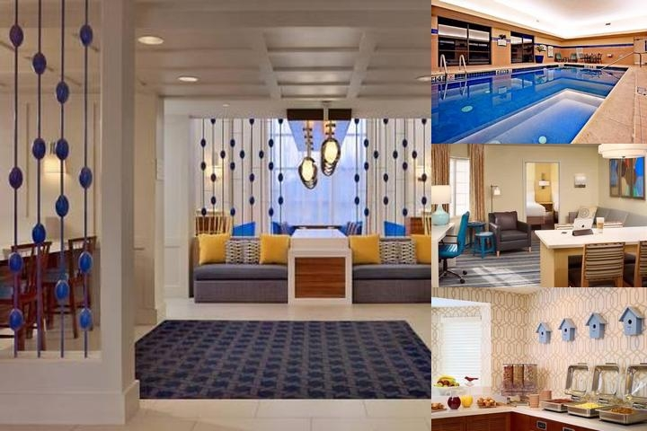 Sonesta Es Suites Parsippany photo collage