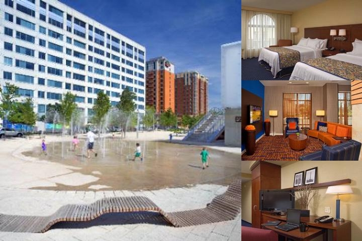 Courtyard by Marriott Capitol Hill / Navy Yard photo collage