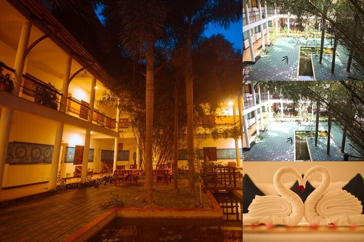Kshetra Beach Resorts photo collage