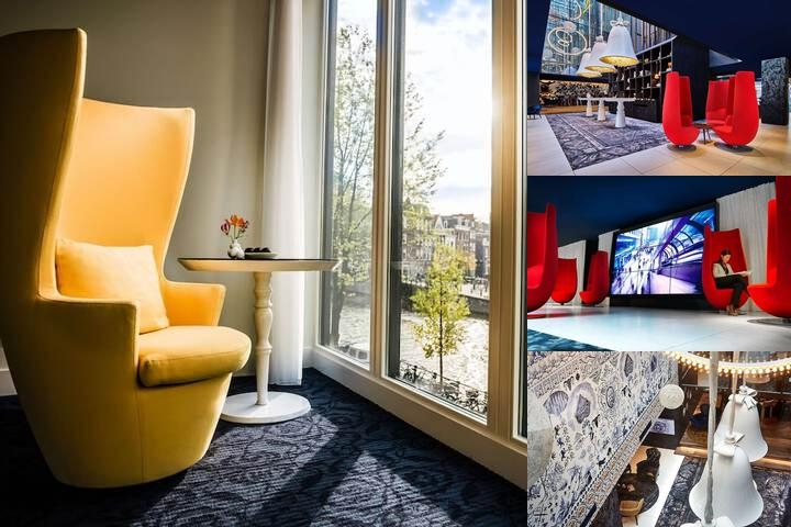 Andaz Amsterdam Prinsengracht a Concept by Hyatt photo collage