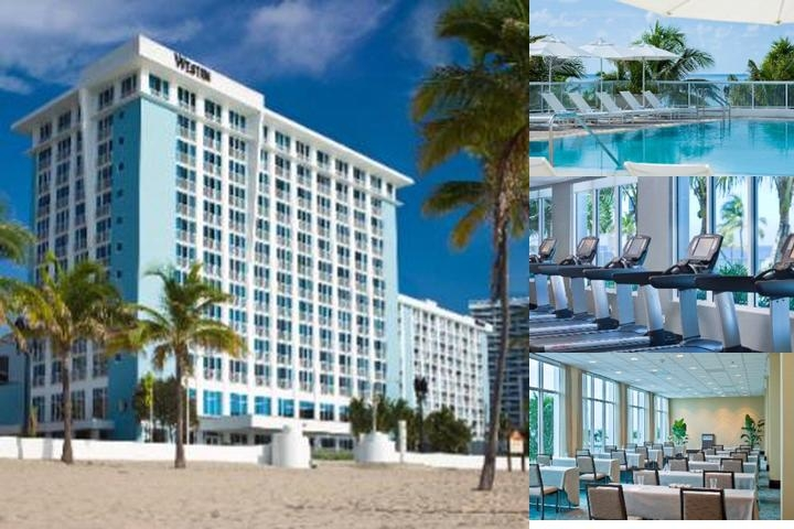 The Westin Beach Resort & Spa Fort Lauderdale photo collage