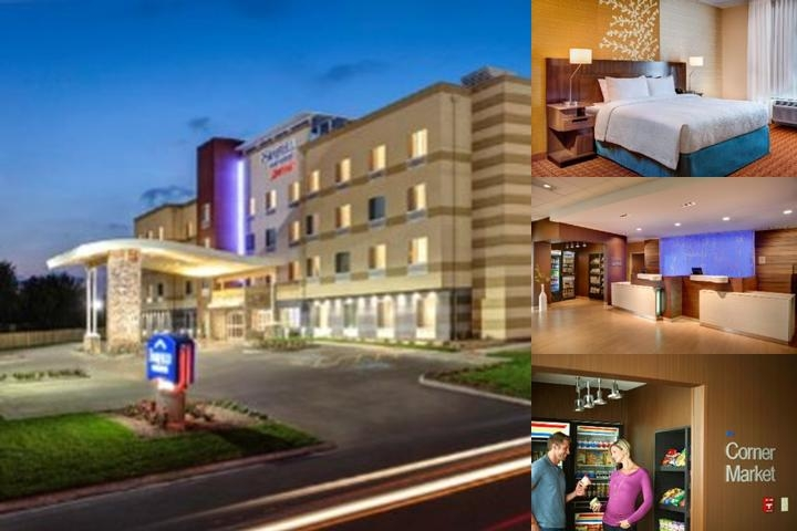 Fairfield Inn & Suites by Marriott Atlanta Gwinnet photo collage