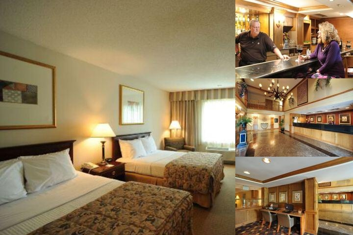 435 Overland Park Place Hotel photo collage