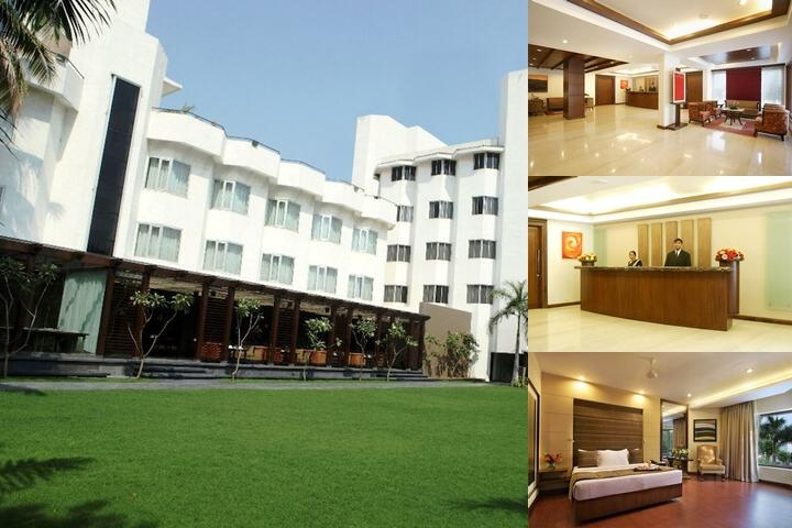 Hotel Express Residency photo collage