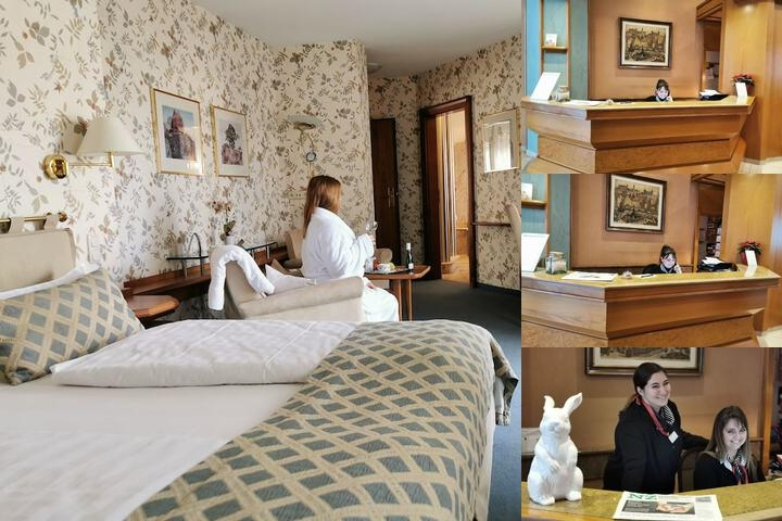 Hotel Cristal photo collage
