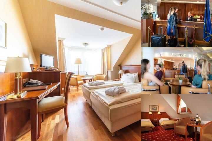 Hotel Hanseatischer Hof photo collage