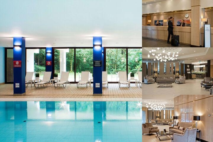 Doubletree by Hilton Luxembourg photo collage