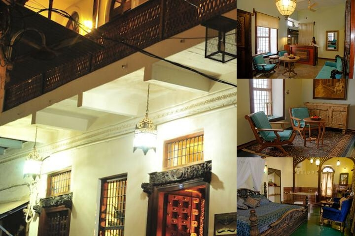 Zanzibar Palace Hotel photo collage