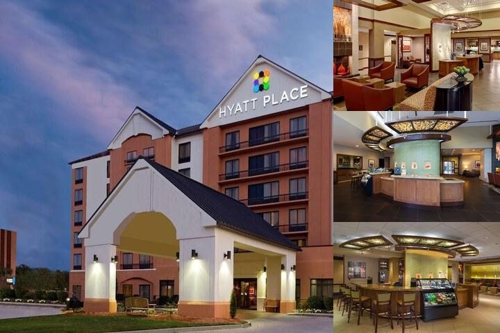 Hyatt Place Atlanta Airport South photo collage