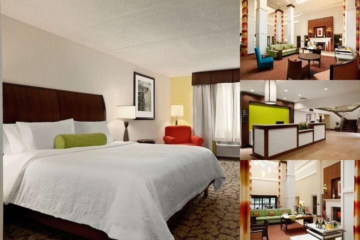 Hilton Garden Inn Rochester / Pittsford Photo Collage