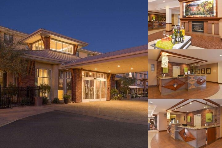 Hilton Garden Inn Yuma / Pivot Point photo collage