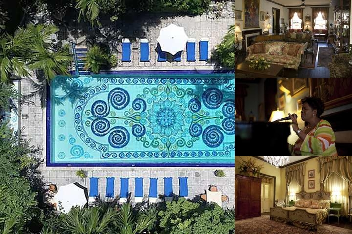Graycliff Hotel & Restaurant photo collage