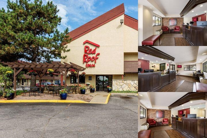 Red Roof Inn Grand Rapids photo collage