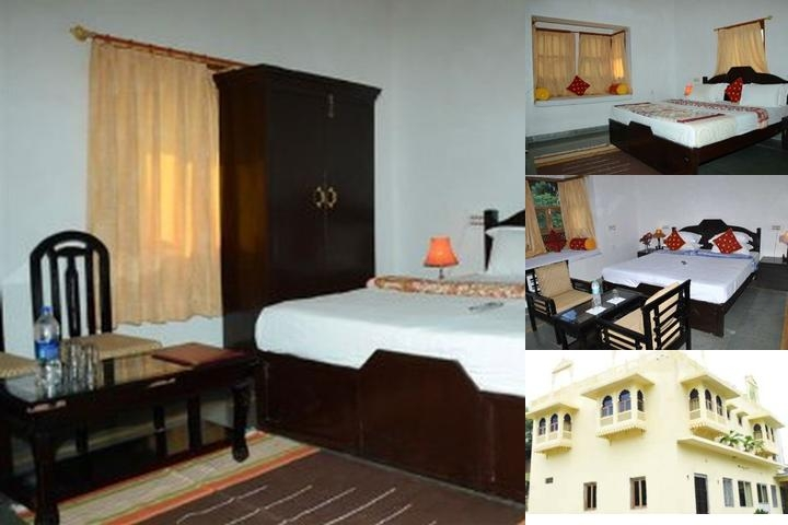 Hotel Kumbhal Palace photo collage