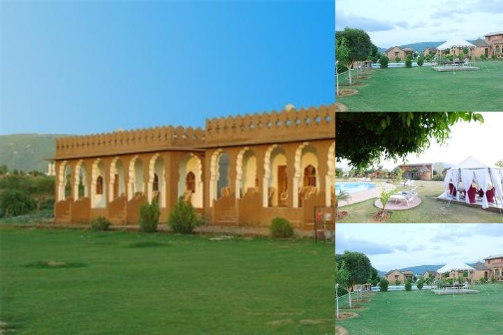 Hotel Pushkar Fort photo collage