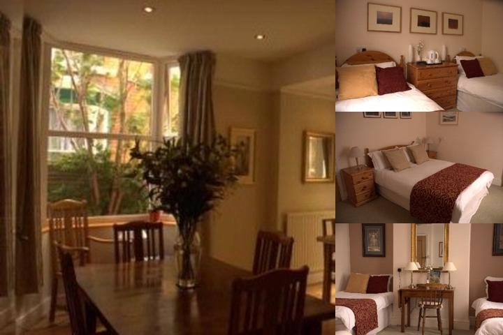 Glastonbury Townhouse photo collage