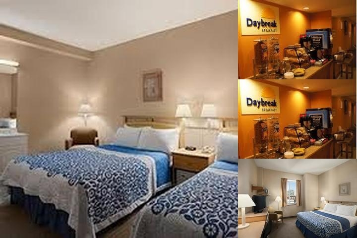 Days Inn Philadelphia Convention Center photo collage