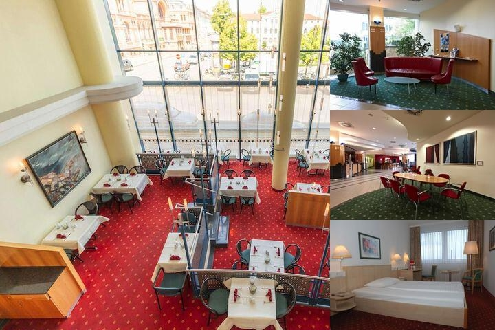 Intercityhotel Schwerin photo collage