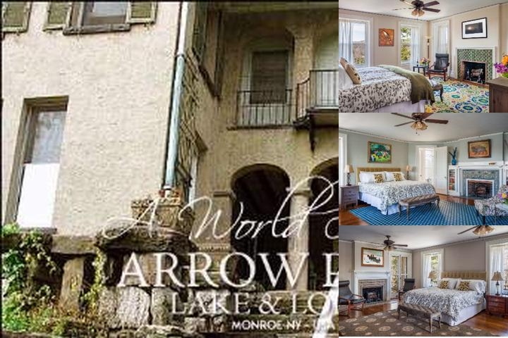 Arrow Park Lake & Lodge photo collage