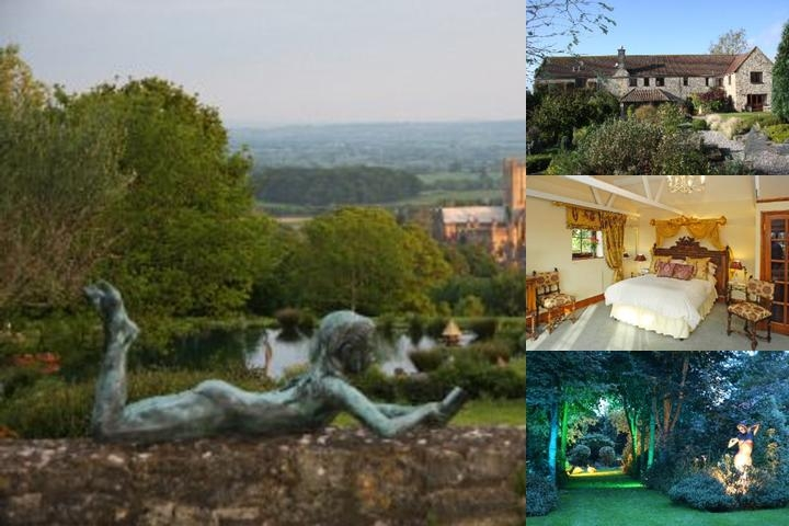 Stoberry House photo collage