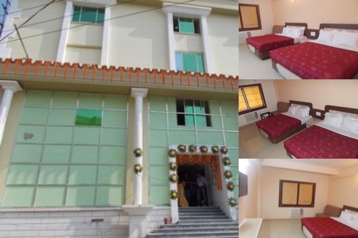 Niladri Hotel photo collage