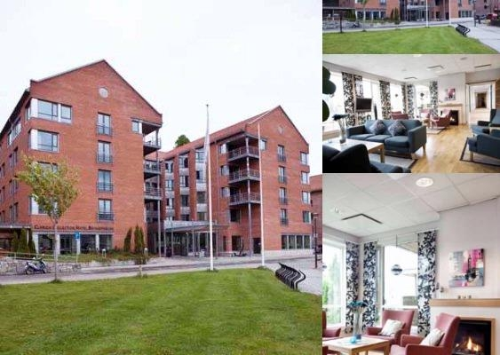 Clarion Collection Hotel Bryggeparken photo collage