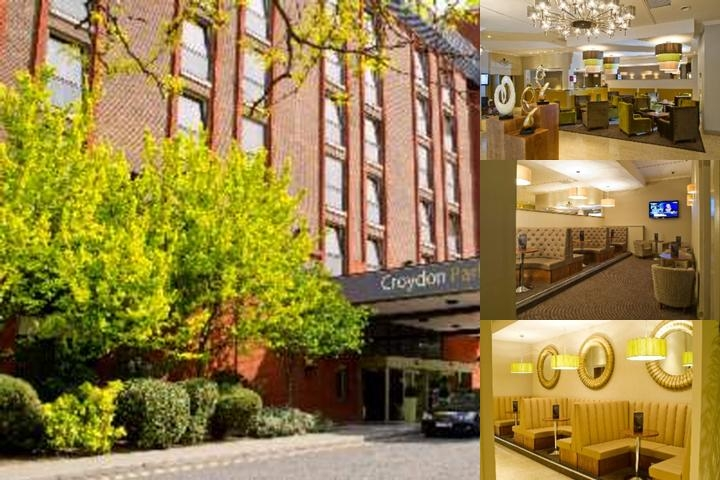 Clarion Collection Croydon Park Hotel photo collage