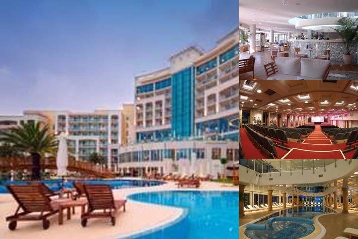 Splendid Conference & Spa Resort photo collage